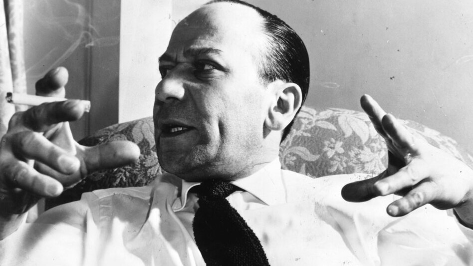 "Frank Loesser won the Academy Award for his song ""Baby It's Cold Outside."" (Getty Images)"