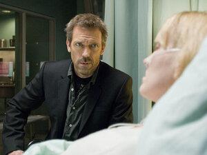 Hugh Laurie, Janel Maloney