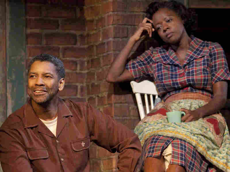 Denzel Washington, Viola Davis