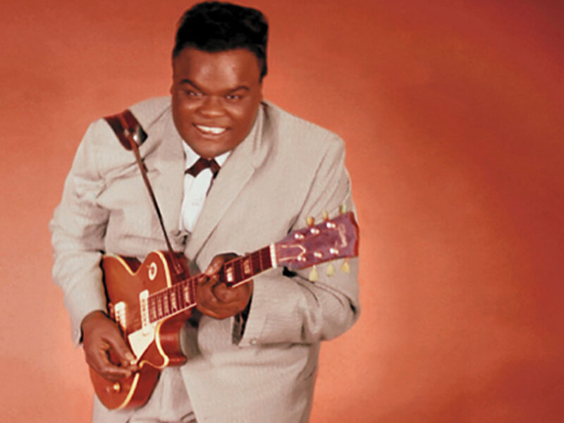 Freddie King And The Harsh 'Business' Of The Blues : NPR