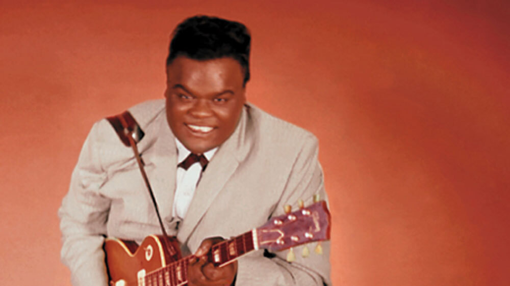 Freddie King And The Harsh Business Blues Npr