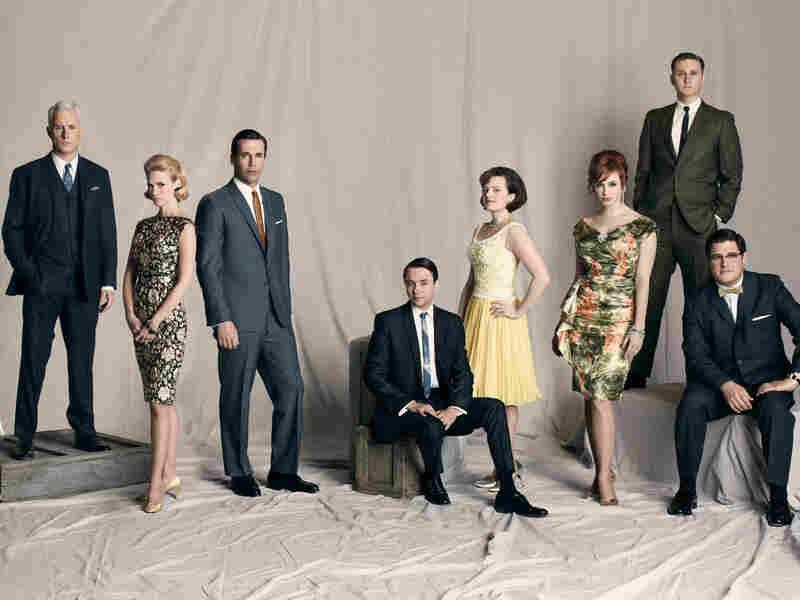 Cast of Mad Men