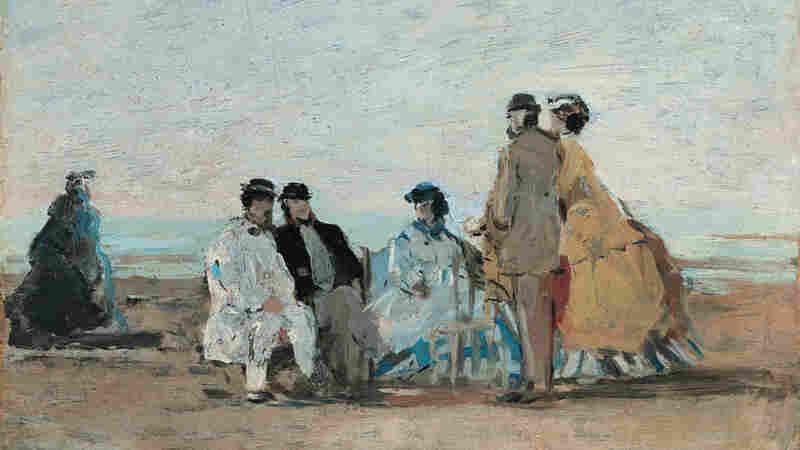 Eugene Boudin: The Man Who Inspired Monet