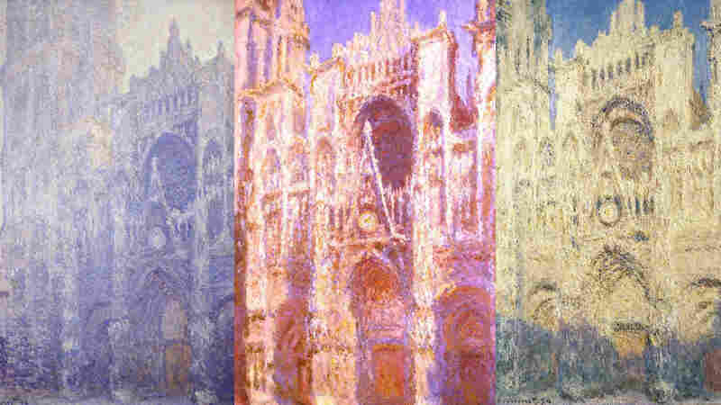 Monet's Canvas Cathedrals: A Life Study Of Light