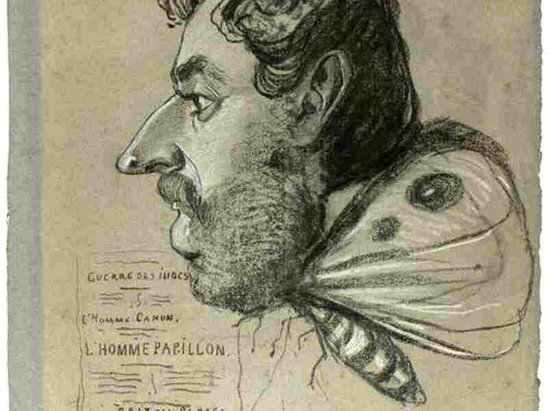 Caricature of Jules Didier