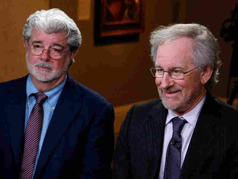 George Lucas, Steven Spielberg