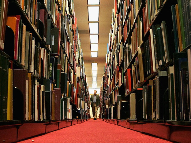 """In 2004, Stanford University became one of the first institutions to allow Google to digitize chunks of its library collection as part of the <a href="""" http://books.google.com/googlebooks/library.html"""">Google Books Library Project</a>."""