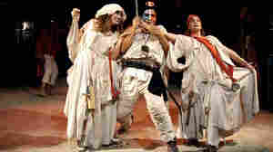 Cuban Theater Troupe Makes U.S. Debut