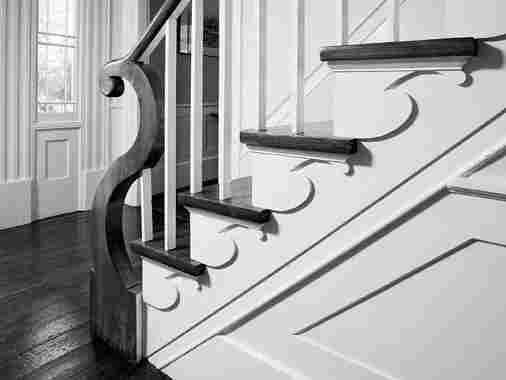 Staircase, Bartlett Yancey House