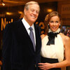 David Koch and Julia Koch