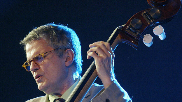 Charlie Haden sang with his musical family from the time he was just 2 years old. (Getty Images)