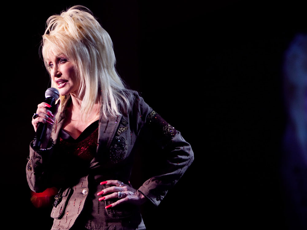 Dolly Parton: Singing Songs From The Heart And Soul : NPR
