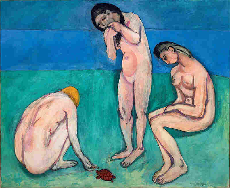 Henri Matisse, Bathers with a Turtle, 1907-08