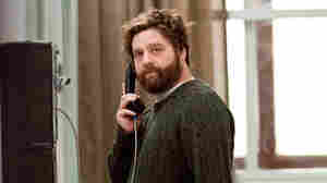Zach Galifianakis.