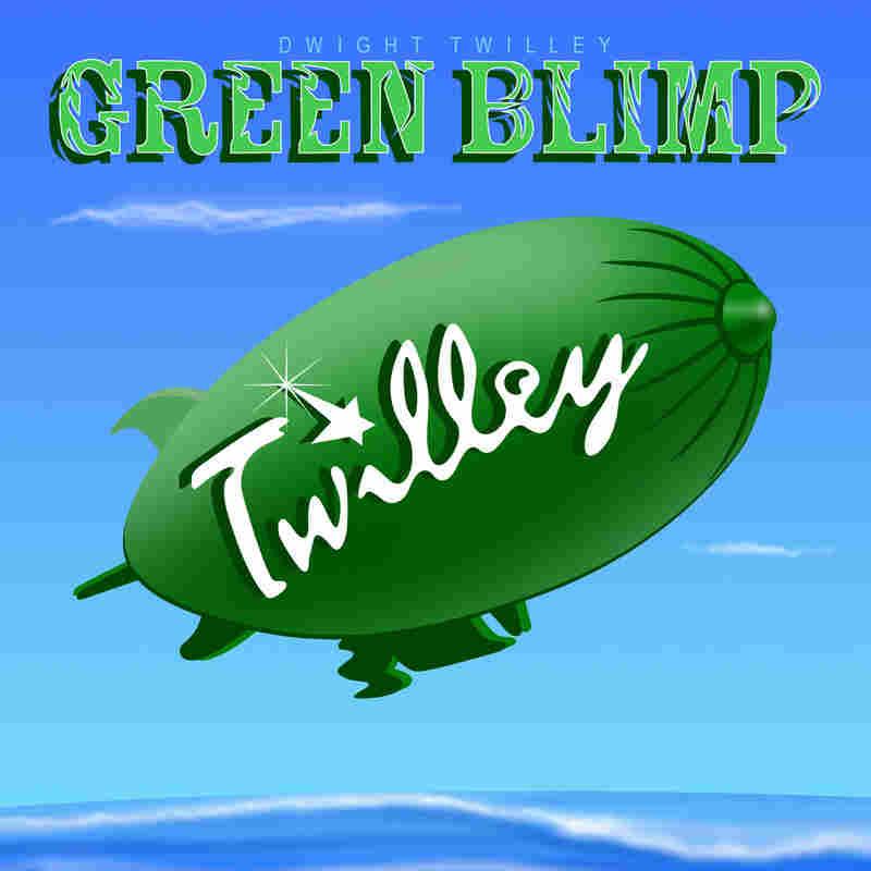 Cover Detail: Green Blimp