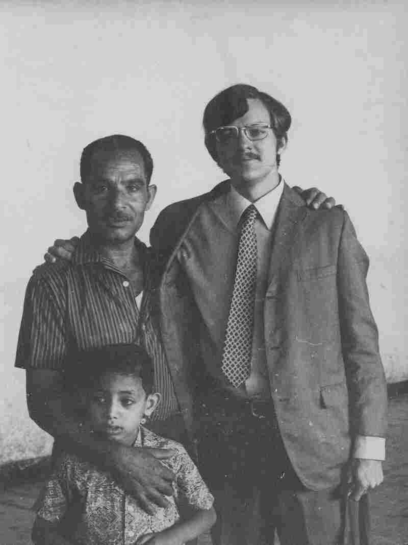 Lawrence Wright, Shaffei Mohammed Helal, Walid Helal.