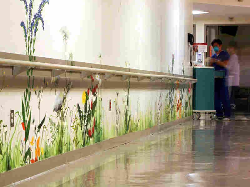 Mount Sinai Hospital Hallway