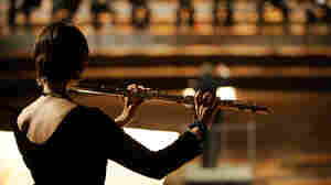 Flautist from Konzerthausorchester Berlin