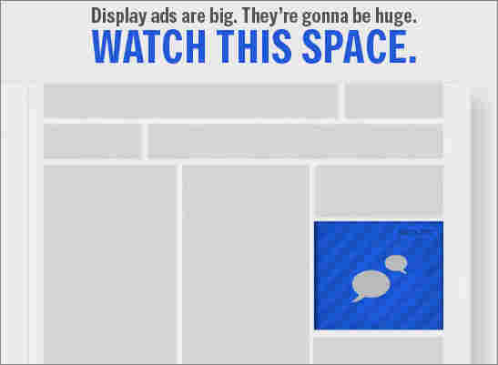 "Google's ""Watch This Space"" Campaign"