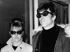 Cynthia Lennon, John Lennon