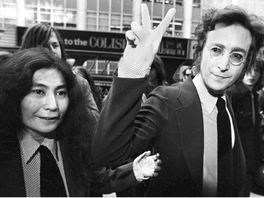 Yoko Ono And John Lennon Uncovering The ...