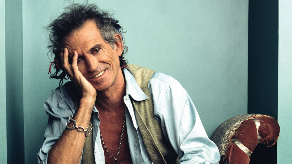 Keith Richards On The Stones, The Songs And 'Life' : NPR