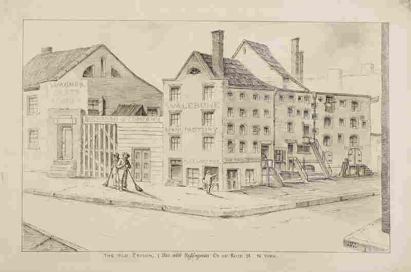 G. G. Rhinelander Sugar House, New York City, ca. 1876