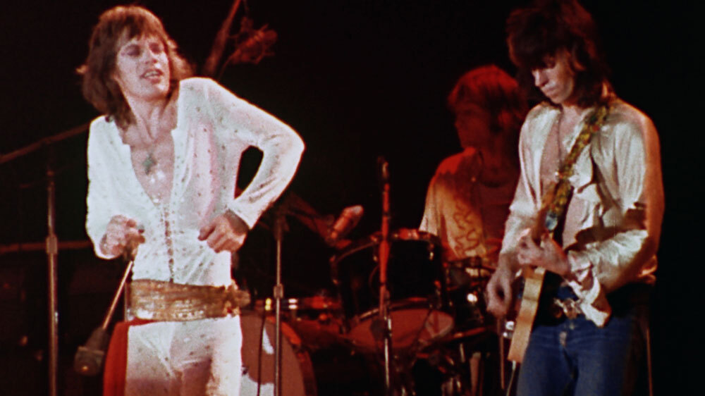 Looking Back At The Rolling Stones, Live In Texas 1972 : NPR