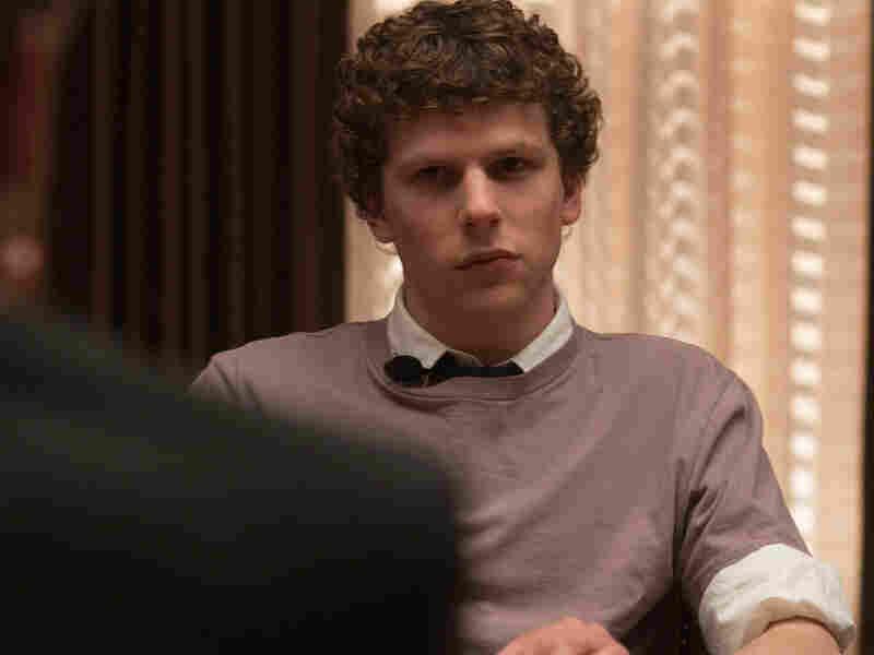 Mark Zuckerberg (Jesse Eisenberg)