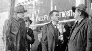 Montgomery Clift in Wild River