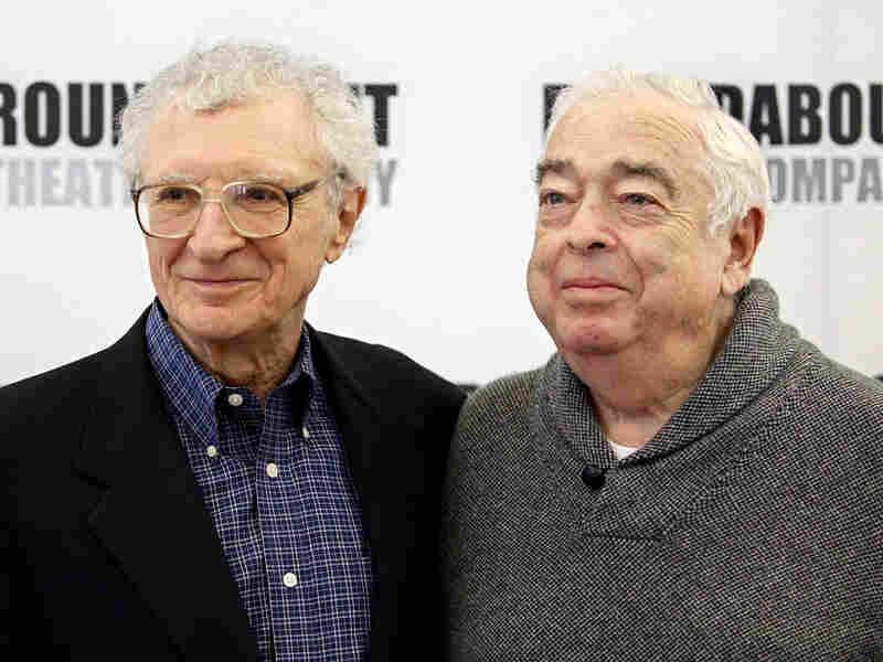 Sheldon Harnick and Jerry Bock