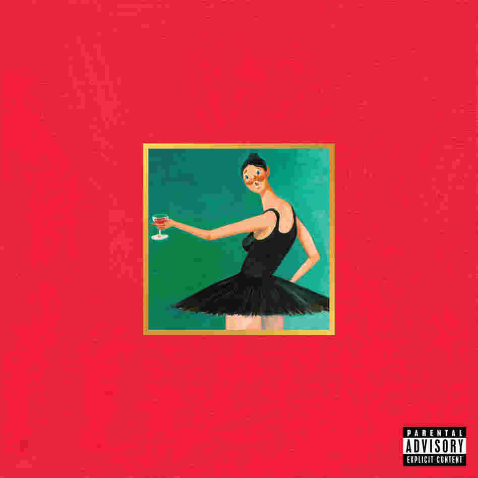 My Beautiful Dark Twisted Fantasy - Kanye West