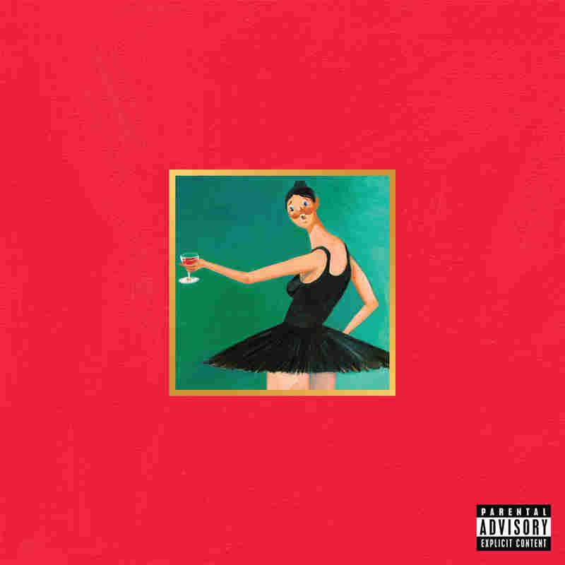 My Beautiful Dark Twisted Fantasy - Kanye West