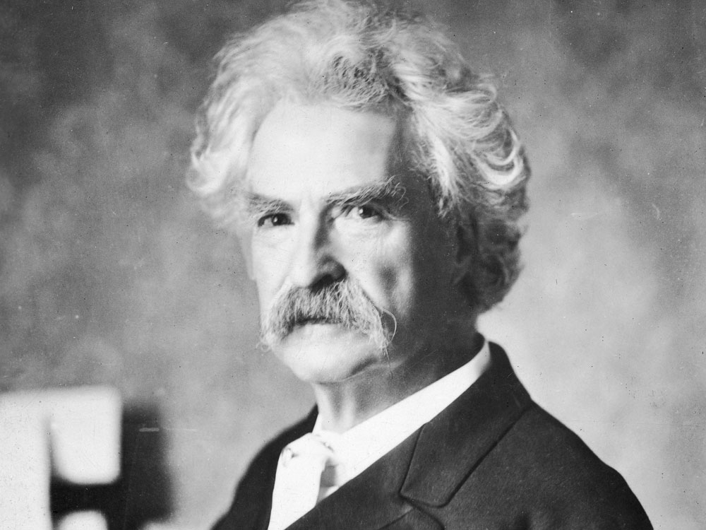 the life of samuel clemens aka mark twain Mark twain (samuel clemens he made important decisions with important consequences in his life clemens persuaded he adopted the name mark twain in.