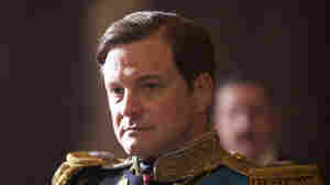 Colin Firth as King George VI in Tom Hooper's film 'The King's Speech'