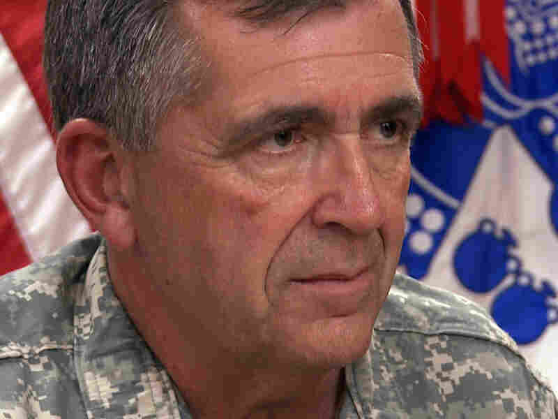 Gen. Peter W. Chiarelli.