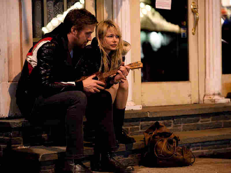 Ryan Gosling, Michelle Williams in Blue Valentine