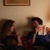 Lena Dunham as Aura and Alex Karpovsky as Jed in Tiny Furniture