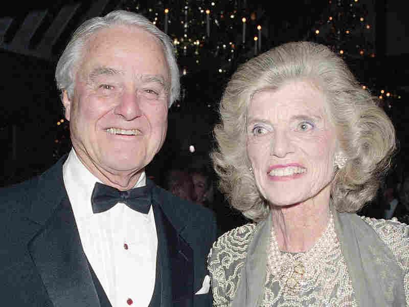 Sargent Shriver with wife Eunice Shriver