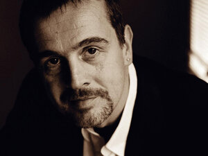 Author Mark Billingham