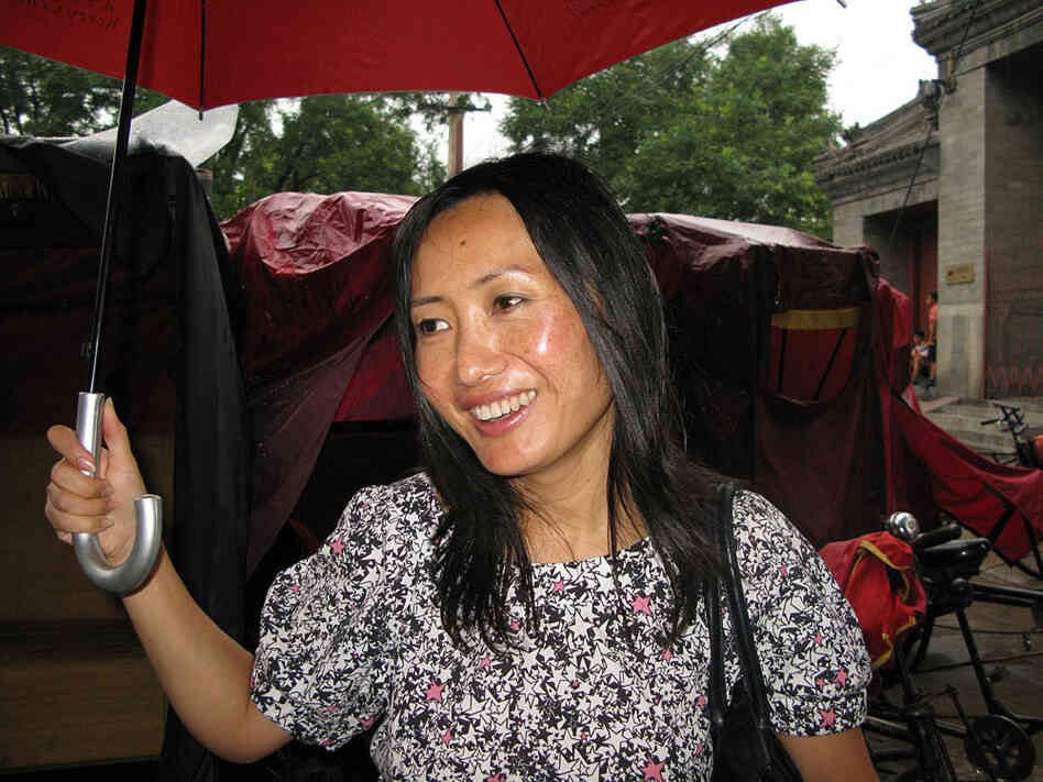 Author Diane Wei Liang