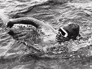 Ederle swimming