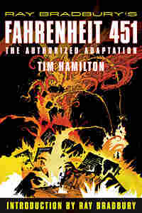 'Fahrenheit 451' Cover