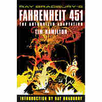 Fahrenheit 451 Cover promo