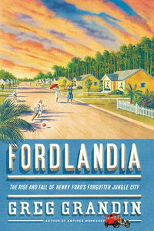 'Fordlandia' cover