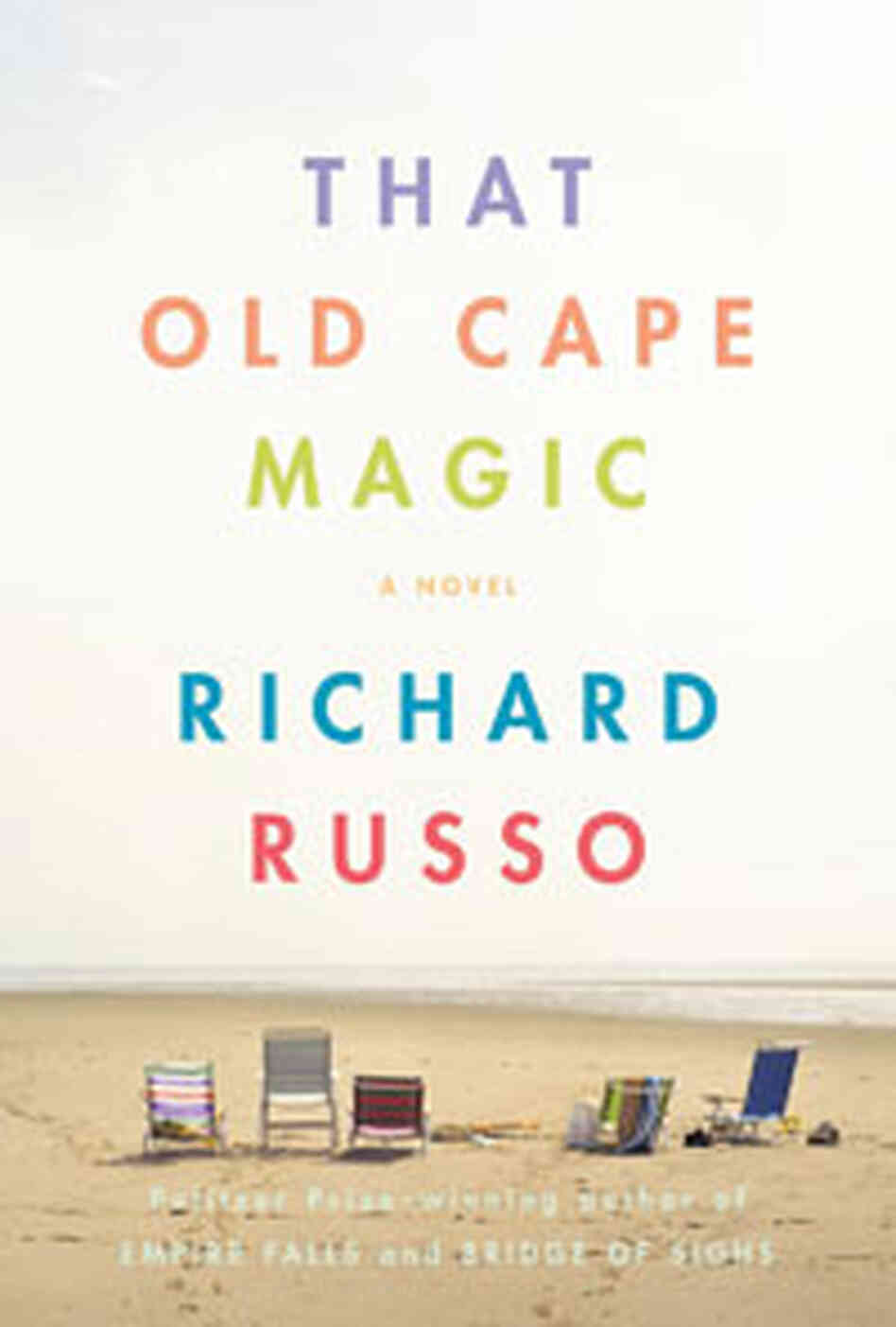 Cover: 'That Old Cape Magic'