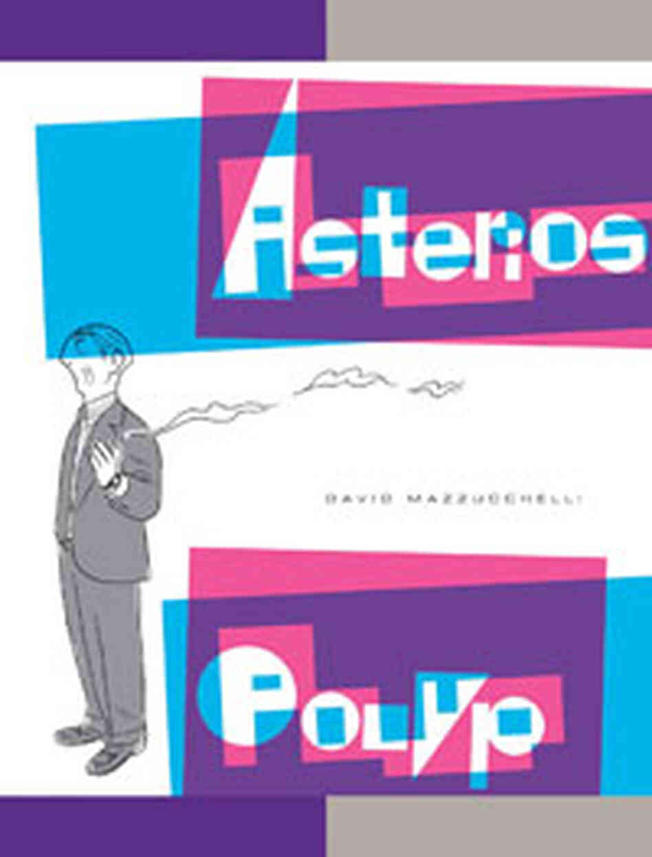 'Asterios Polyp' book cover