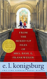 'From the Mixed-up Files of Mrs. Basil E. Frankweiler'