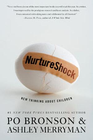'NurtureShock' cover