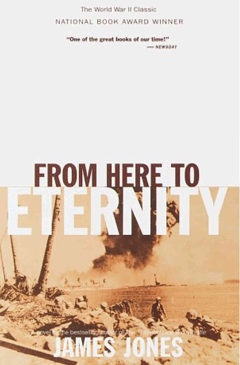 'From Here to Eternity' cover